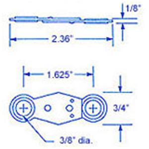 fusible link model b diagram