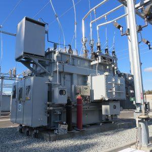 Hydraulic & Electrical Automatic Shut Down