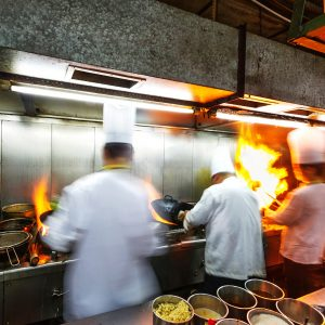 restaurant and industrial fire protectiomn systems