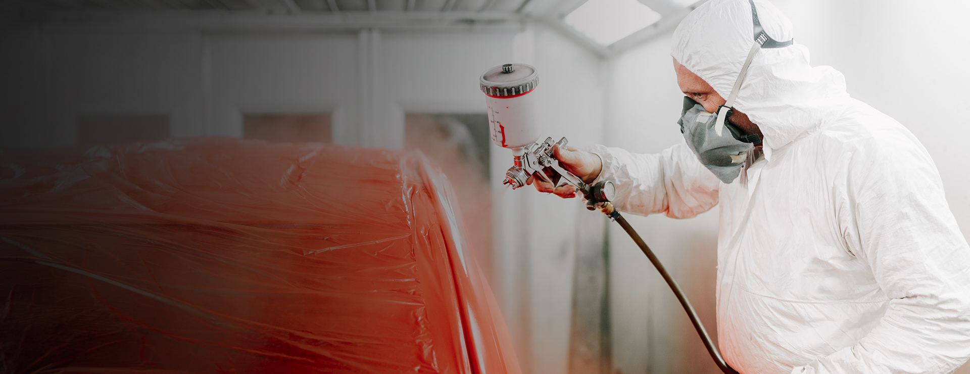 automotive refinishing fire suppression